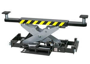 Challenger SAJ25 25,000lbs Adjustable Width Rolling Jack for 44040, 44050, & 44060 Series