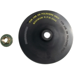 "SG Tool Aid 7"" Quick Change Backing Pad with Hex Spindle Nut - SGT94820"