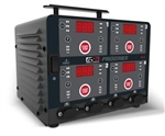 Schumacher Electric DSR125 6V/12V 4-Bank Automatic Battery Charging Station - SHM-DSR124