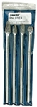 Shark Industries 4 Piece Ext Carbide Bur Set - SRKBTE4
