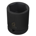 "Sunex Tools 3/4"" Drive 63mm 6 Point Impact Socket SUN463M"