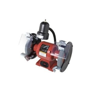 Sunex Tools 8 Inch Bench Grinder With Light Sun5002a