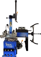 iDeal TCWB-PSC206M-iDEAL Motorcycle Tire Changer & Wheel Balancer Combo