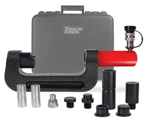 Tiger Tool 10608 Hydraulic Wheel Stud Service Kit-Drum Brake Only - TIG10608