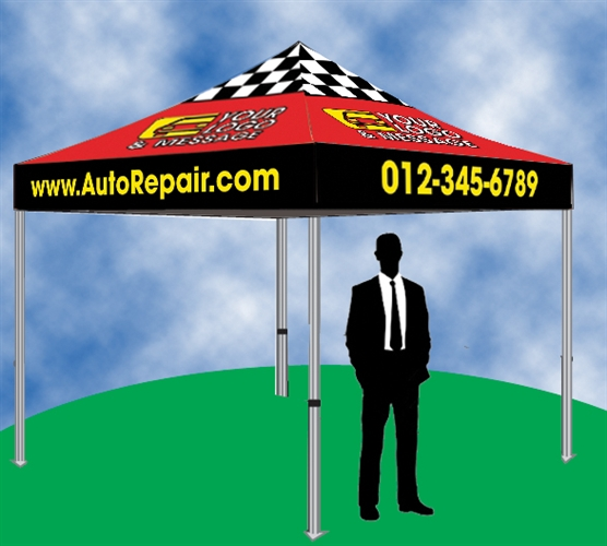 Larger Photo  sc 1 st  Best Buy Automotive Equipment & Nationwide Custom Design 10u0027 x 10u0027 Pop-Up Tent Sets