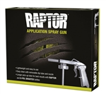 U-POL Products UP0726 Gravitex Plus and Raptor Spray Gun UPL-UP0726