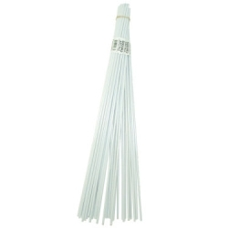 Urethane Supply Company 30 ft. ABS White Rod - URE5003R3