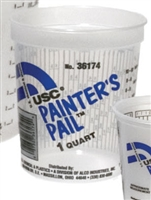 U.S. Chemical & Plastics Painter's Pail™, 1-Quart USC-36174