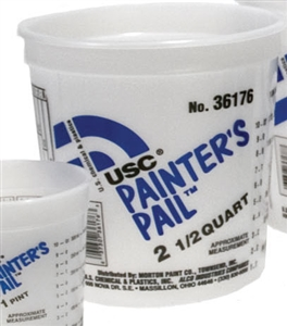 U.S. Chemical & Plastics Painter's Pail™, 2-1/2 Quart USC-36176
