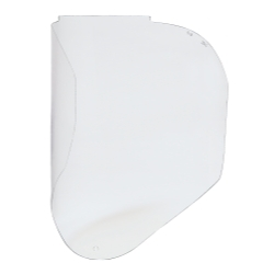 Uvex Replacement Visor for Bionic® Shield, Clear Uncoated - UVXS8550