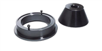 Nationwide WB-CB6-LTCS 40mm Light Truck Cone Set for WB-CB66-VE Wheel Balancer