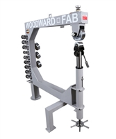 "Woodward-Fab WFEW-45T 43"" Throat Deep English Wheel w/Stand"
