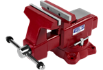 "Wilton 676U Utility Bench Vise 6-1/2"" Jaw Width, 6"" Jaw Opening, 360° Swivel Base - WIL-28820"