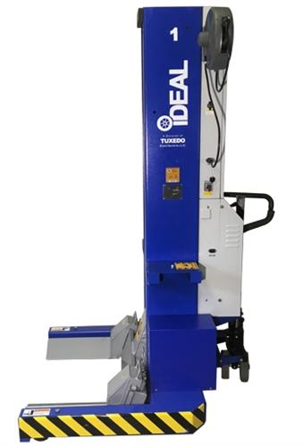 iDeal Lift MSC-18K-X-472 18,000lb  Per Mobile ALI Column Lifting System  (Set of 4)