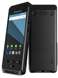 Bartec Pixavi Impact X Intrinsically Safe Smart Phone