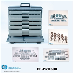 CDI-BK-PRO500 Professional Balancing Weight Kit