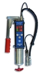 Instrument for monitoring and control of lubrication process
