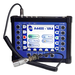 Adash A4400 VA4 Pro for Vibration Monitoring