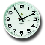 "Ex-Time 40 Intrinsically Safe 15"" Wall Clock"