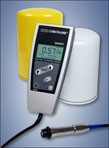 Check-Line DCFN-3000FX Combination Ferrous & Non-Ferrous Coating Thickness Gauge