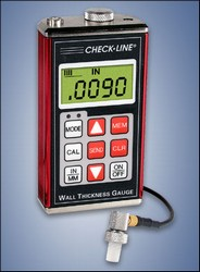 Check-Line TI-007DL High Resolution Datalogging Ultrasonic Wall Thickness Gauge