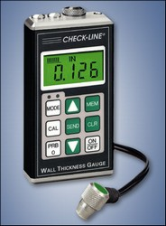 "Check-Line TI-25DL-MMX General Purpose Datalogging Through-Paint to 1"" Wall Ultrasonic Wall Thickness Gauge"