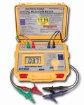 380580 Battery Powered High Resolution Milliohm Meter
