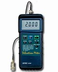 407860 Heavy Duty Vibration Meter with PC Interface