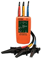 480403 Motor Rotation and 3-Phase Tester