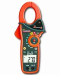 EX810 1,000A AC Clamp Meter/Digital Multimeter with IR Thermometer