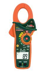 EX840 True-RMS AC/DC Clamp/Digital Multimeter & Infrared Thermometer, 1000V, 1000A CAT IV