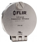 "FLIR IRW-2S - 2"" Stainless Infrared Inspection Window"