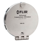FLIR IRW-3S, Stainless Steel Infrared Window, 3""