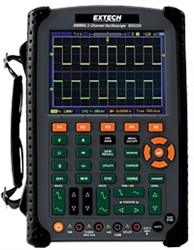 2-Channel Digital Oscilloscope