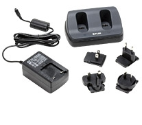 Extech-FLIR E Series 2-Bay Battery Charger