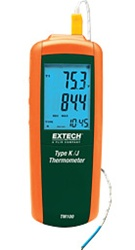 Type K/J Single Input Thermometer