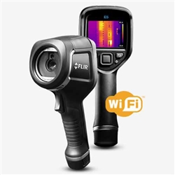 FLIR E5-XT, Infrared Camera with Extended Temperature Range & WiFi, 160x120, 9Hz