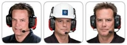 Intrinsically Safe Wireless Communication Headset
