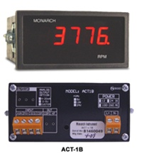Monarch ACT-1B Panel Mount Tachometer
