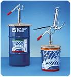 SKF Grease filler pump for 18 kg drums