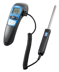 SKF TKTL 20 ThermoLaser - Advanced infrared and contact thermometer