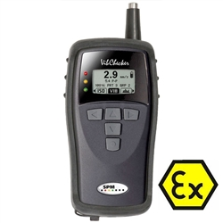 SPM VC100EX Intrinsically Safe Vibration Meter