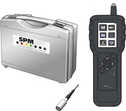 SPM VC200T VibChecker Kit with Transducer and Case