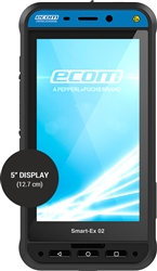 ecom Smart-EX 02 DZ1 Intrinsically Safe Zone 1, Division I Smart Phone