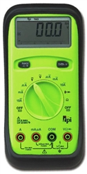 TPI-163 Full Size Digital Multimeter with analog bar graph