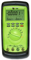 TPI-194 CAT IV 600 ACV Data logging True RMS Digital Multimeter