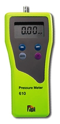 TPI-610 Single Input Manometer