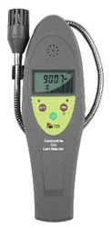 TPI-721 10-ppm Sensitivity Combustible Gas Leak Detector