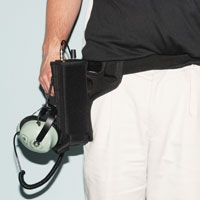 UP-HTS-9 Holster Set for UP-9000