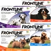 Frontline Plus for Dogs 89-132 lbs, Red 3 Tubes
